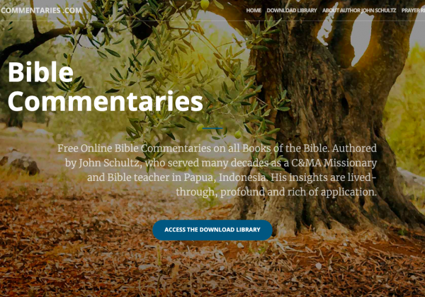 For All Things Bible – useful & interesting Bible sites and apps